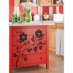 5 Perfect Painted Furniture Projects - The Cottage Market