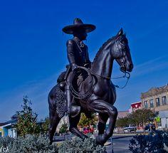 David Newton _ Fort Worth Dedicated Yesterday