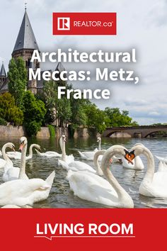 In this edition of architectural meccas of the world, we explore the 3000+ year history of Metz, France. Take a tour and experience the magnificent buildings and ancient streets on REALTOR.ca Living Room. #Metz #France #architecture #architecturephotography