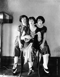 The Boswell Sisters, 1930s