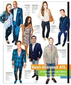 David Goodrowe & Tim Hobby Voted Best Dressed by Jezebel