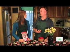 Nice video on what rose petals can be eaten as edible flowers and what to avoid.  Good info.