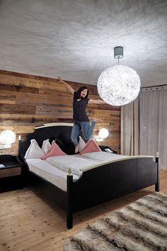 """Das Kronthaler am Achensee - Hoteltipp / Luis Trenker Suite - """"Fee ist mein Name"""""""