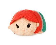 Ariel, from The Little Mermaid, Tsum Tsum Plush