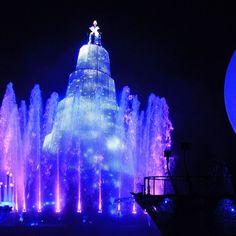 """""""#今宵の夜景 お疲れさまです。今から会社でます。今宵の夜景は東京ディズニーシーから。 ■東京ディズニーシー Tokyo DisneySea."""""""