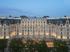 It took Peninsula more than four years to resuscitate the circa-1908 Hotel Majestic (where George Gershwin penned parts of An American in Paris in 1928), recruiting some of France's most venerated artisans to restore original marble, giltwork, and mosaics in the grand public spaces—and our readers can confirm that it was well worth the wait. Every detail at the Peninsula Paris, both large and small—from an expertly sculpted bow on the building's exterior, to the cigar lounge, to the…