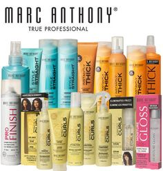 $2.00 Off Any Marc Anthony Hair Products.