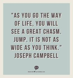 Joseph Campbell on Pinterest | Joseph Campbell Quotes, Carl Jung ...