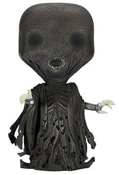 Funko - Dementor figura de vinilo, colección de POP, seria Harry Potter (6571)