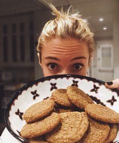 Kristin Cavallari's Almond Butter Sugar Cookies Recipe