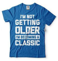 Retirement shirt Mens funny tee shirt Gift for grandpa Gift for Grandma Retirement funny T-shirt Funny Shirt Sayings, Sarcastic Shirts, Funny Tee Shirts, T Shirts With Sayings, Funny Shirts For Men, Quote Shirts, Sassy Shirts, Funny Sarcastic, Graphic Tee Shirts