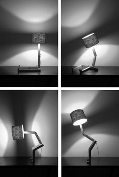 Bendy lamp. Super awesome bendy lamp!