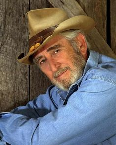 Don Williams, the gentle giant of country, was born in Floydada, Texas, and his voice has been crooning Texas girls to sleep and serving as a surrogate dad-whenever-you-need-one for over 50 years. A friend of mine who spent time in Ghana, West Africa, told me that they love Don Williams there too. Texas country = universal feels.