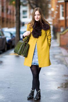Street Fashion in London