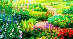 kiki's delivery service screenshot studio ghibli hayao miyazaki kiki the witch beautiful places anime anime pics Kiki Delivery, Kiki's Delivery Service, Studio Ghibli, Kiki The Witch, Sun Projects, Anime Places, Ghibli Movies, Garden Images, Animation Background