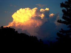 Summer clouds - Bluebird Farm
