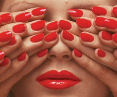 Guy Bourdin for French Vogue, May 1970.