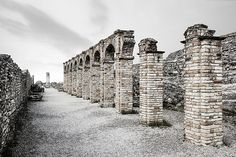 Grotte di Catullo - Roman Aquaduct