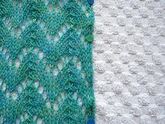 Stitches etc.: Tip - Blocking made easy!