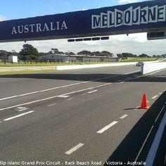 Phillip Island Grand Prix Circuit in Phillip Island, VIC