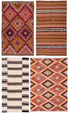 would love any of these rugs. so perfect. via loom