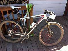 Todd Well's Leadville 100 winning ride.