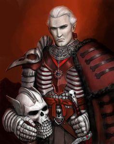 Necromancer Knight by dashinvaine.deviantart.com on @DeviantArt