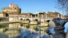 Castelo de São Ângelo, Roma, Itália