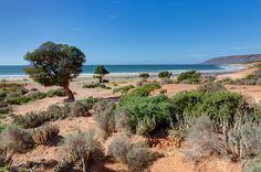 Wandern an der Atlantikküste, südlich von Sidi Kaouki, Marokko Beach, Outdoor, Places To Visit, Mountain Range, Morocco, Hiking, Nature, Viajes, Outdoors