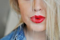 Red Lips - always a classic