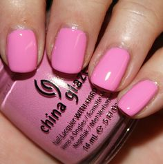 China Glaze - 'Dance Baby' (from Spring 2012 Electropop collection)