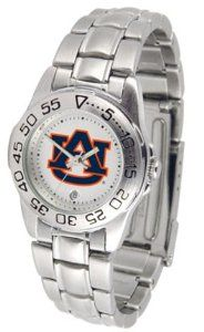 Auburn Tigers Gameday Sport Ladies' Watch with a Metal Band SunTime. $53.64