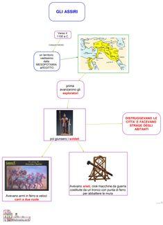 Gli Assiri Sc. Elementare | AiutoDislessia.net