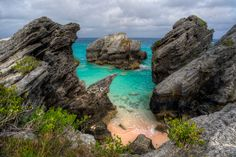 """Jobson's Cove, Bermuda"" image by Jamie Betts Photo @ 500px.com"