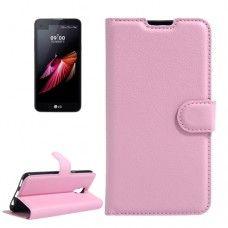 Suporte LG X screen rosa