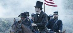 """Imagem do longa-metragem """"Lincoln"""", uma cinebiografia do 16º presidente dos Estados Unidos, Abraham Linconn, dirigido por Steven Spielberg."""