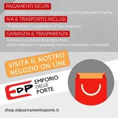 Promo #Facebook #ECommerce #Porte EDP #BustoArsizio (2014)