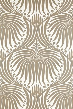 Lotus BP 2013 | Wallpaper Patterns | Farrow & Ball