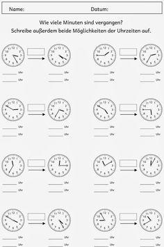 Lernstübchen: Zeitspannen Source by joannaessenprei Math Worksheets, Math Resources, Math Activities, Math Sheets, German Grammar, German Language Learning, Teaching Time, Preschool Education, Learn German