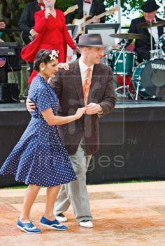 1940s style fashion