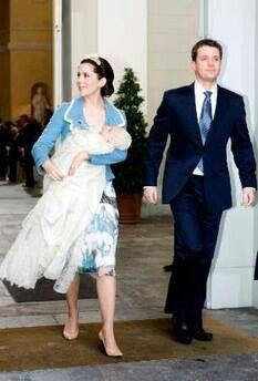 Denmark royal family - Prince Christian