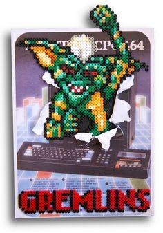 Resultado de imagen de gremlins pixel