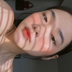 Makeup Korean Style, Korean Natural Makeup, Korean Eye Makeup, Natural Makeup Looks, Korean Beauty, Korean Makeup Products, Korea Makeup, Beauty Products, Cute Makeup