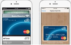 Every time you hand over your credit or debit card to pay, your card number and identity are visible. With Apple Pay, instead of using your actual credit and debit card numbers when you add your card, a unique Device Account Number is assigned, encrypted, and securely stored in the Secure Element, a dedicated chip in iPhone, iPad, and Apple Watch.