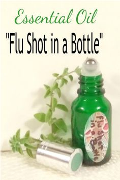 """Oil """"Flu Shot in a Bottle"""" Be prepared for cold and flu season with this easy essential oil blend to help with immunity support.Be prepared for cold and flu season with this easy essential oil blend to help with immunity support. Immunity Essential Oils, Essential Oils For Cough, Oregano Essential Oil, Essential Oil Uses, Young Living Essential Oils, Oregano Oil For Colds, Essential Oil Cold Remedy, Essential Oil Blends For Colds, Oregano Oil Benefits"""