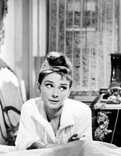 Audrey Hepburn ~ Breakfast at Tiffany's, 1961