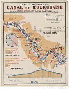 Canal du midi map french canals pinterest boats for Chambre de commerce du bresil en france