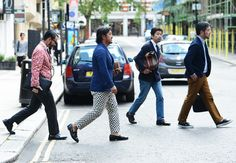 Menswear Abbey Road