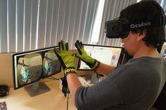 Conoce sobre Crean guante que permite sentir frío y calor en las apps de realidad virtual