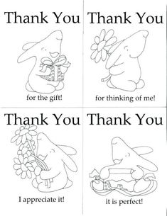 16 Best Thank you images   Crafts for kids, Free printable coloring ...